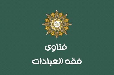 فتاوى فقه العبادات